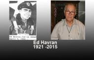 Area Historian Ed Havran Has Died