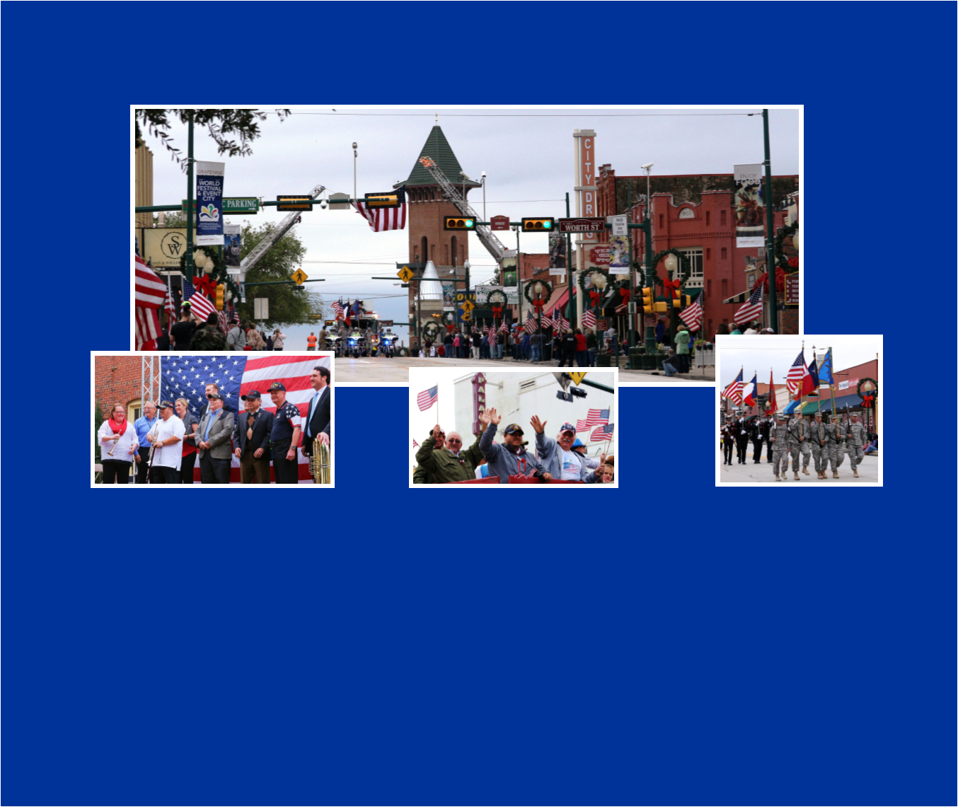 Grapevine Holds Annual Veterans Day Parade & Fair