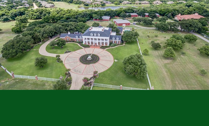10 Most Expensive Homes for Sale in Texas?   #8 in Texas?  1312 John McCain Road, Colleyville