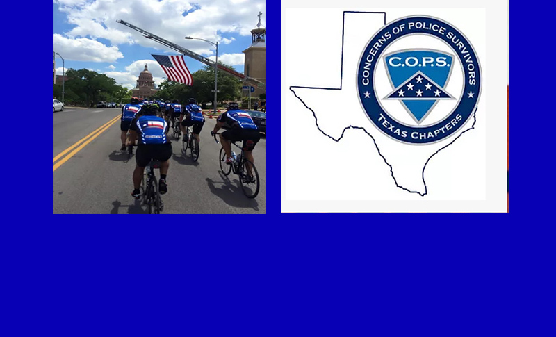 3rd Annual Texas Peace Officer Memorial Bike Ride to be Held this Weekend