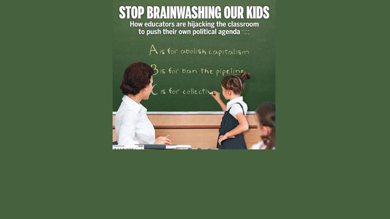 Grapevine High School Teacher Refers to Republicans as