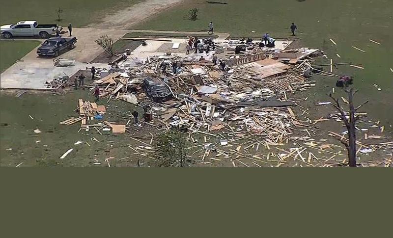 Benefit Scheduled for Van Zandt County Tornado Relief