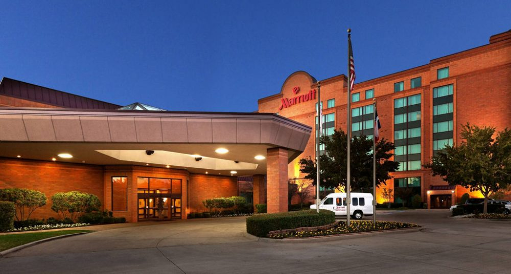 Multi Million Rejuvenation Nearly Complete at DFW Airport Marriott South