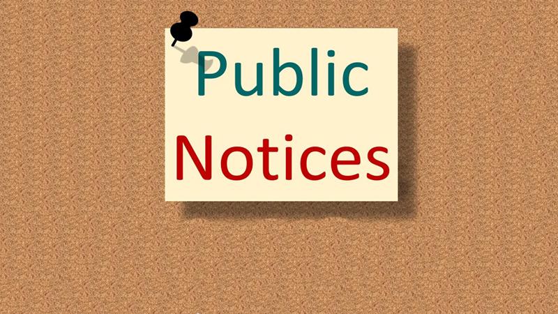 Public Notice Dr. Wacasey Colleyville