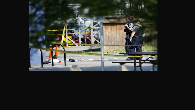 Congressional Shooting Highlights Rise of Violence in Politics