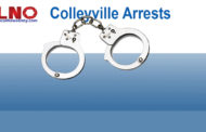 Police Incident Report and Arrests in Colleyville