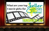 Cast Your Votes on your movie choice for Keller Summer Nights