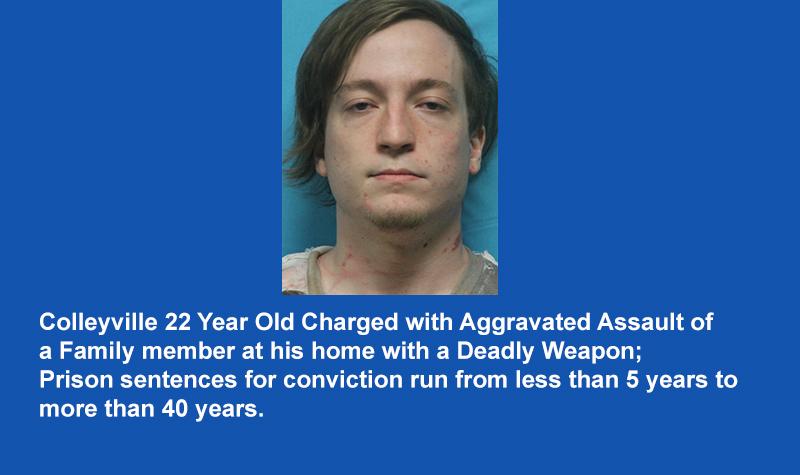Colleyville Arrests