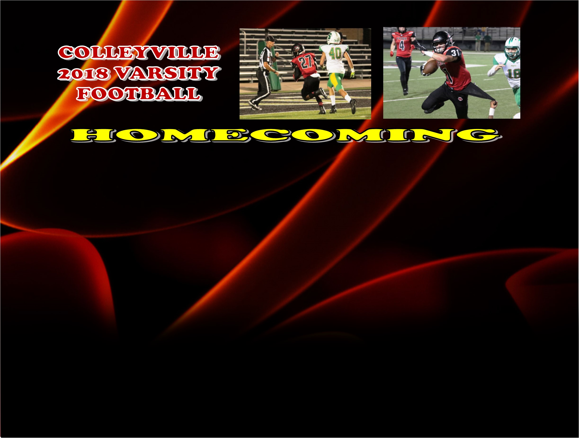 Colleyville Celebrates Homecoming with Win Over Carrollton Newman Smith 47-7
