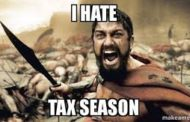 TAXES........STUDIES PROVE, NOBODY LIKES THEM