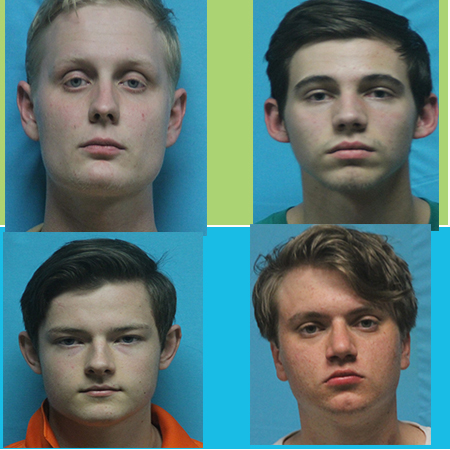 "Kids ""Hole in the Wall Gang"" from Keller, North Richland Hills and"
