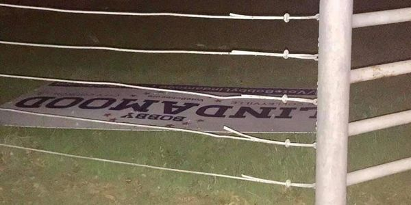 GCISD President for 14 years, apologizes that her husband deliberately tore down a Lindamood for council sign