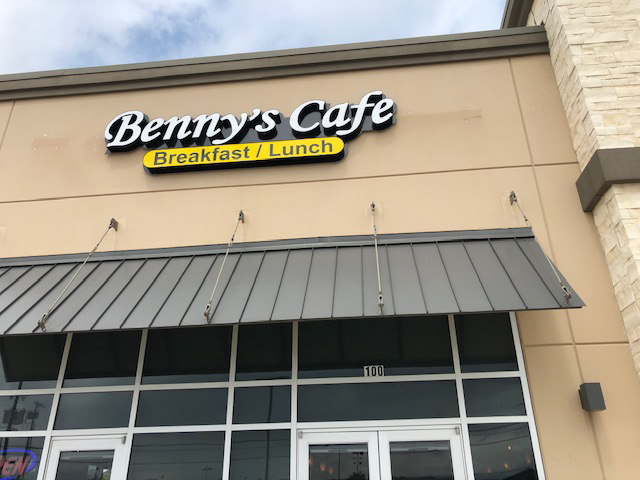 New Restaurant Opens in Colleyville serving Breakfast (anytime) and Lunch