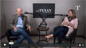 Konni Burton interview Congressman Chip Roy on new Podcast The TEXAN