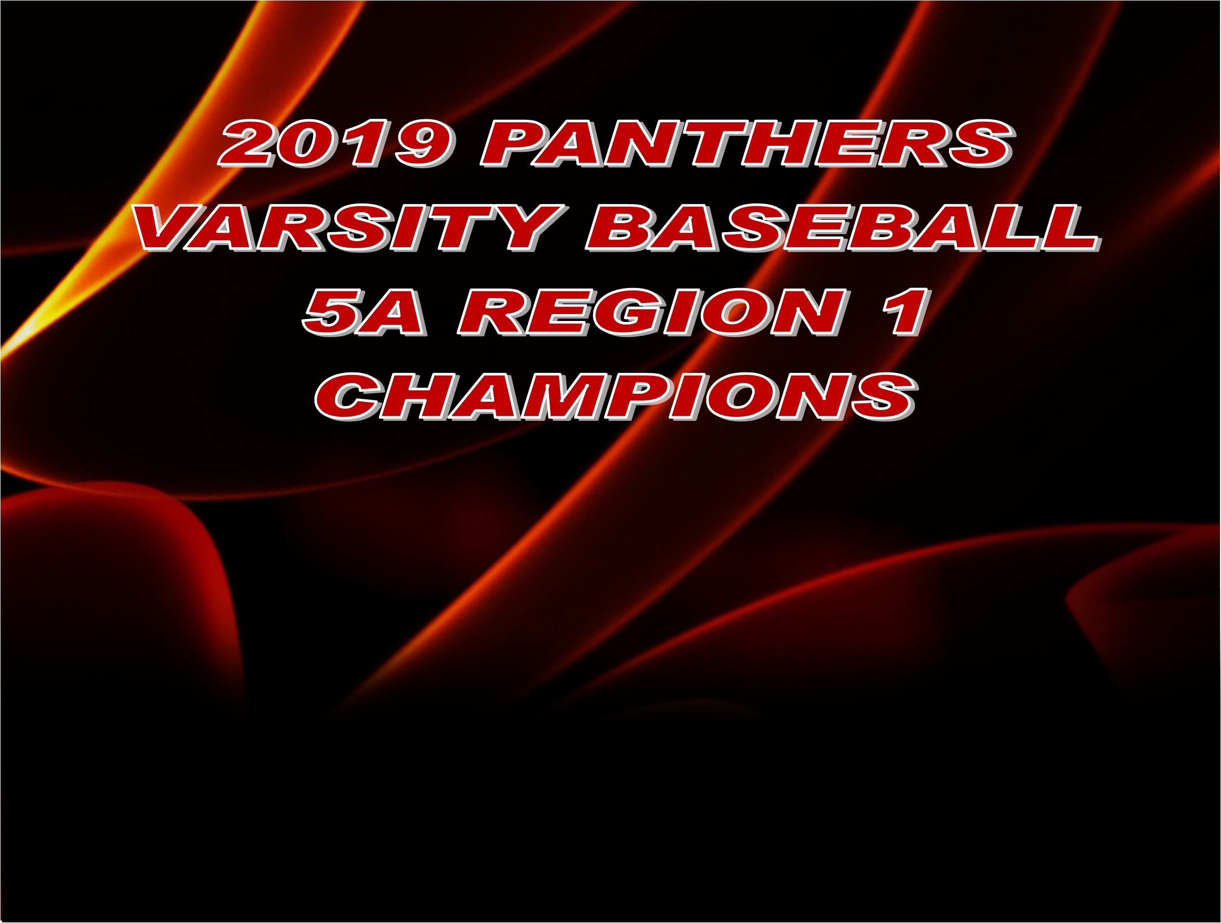 Baseball: Colleyville Panthers Defeat the Lubbock Monterey Plainsmen to Win 5A Region 1 Championship