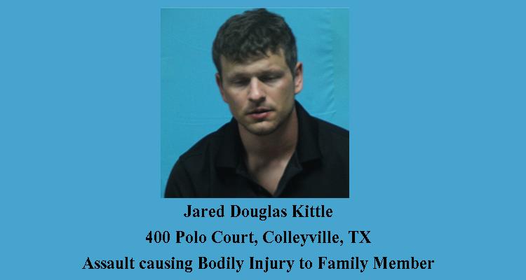 Recent Arrests in Colleyville, Texas