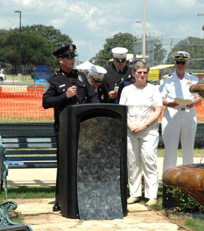 Annual Peace Officer Memorial is Friday Morning