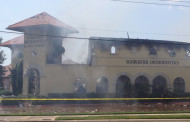 Major Fire in Colleyville Destroys Schroeder's Orthodonics Sunday Morning