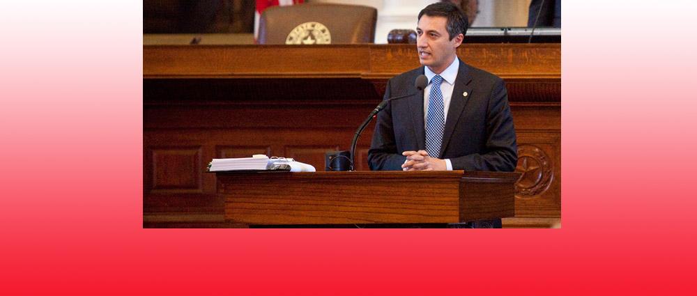 Guest Column by Texas State Rep. Dist 98 Giovanni Capriglione