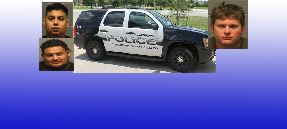 Arrests in Southlake, Texas