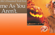 Sat Oct. 17, 2015..Visit Colleyville's Haunted Trail