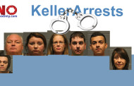 RECENT ARRESTS IN KELLER, TEXAS AS REPORTED VIA THE FREEDOM OF INFORMATION ACT