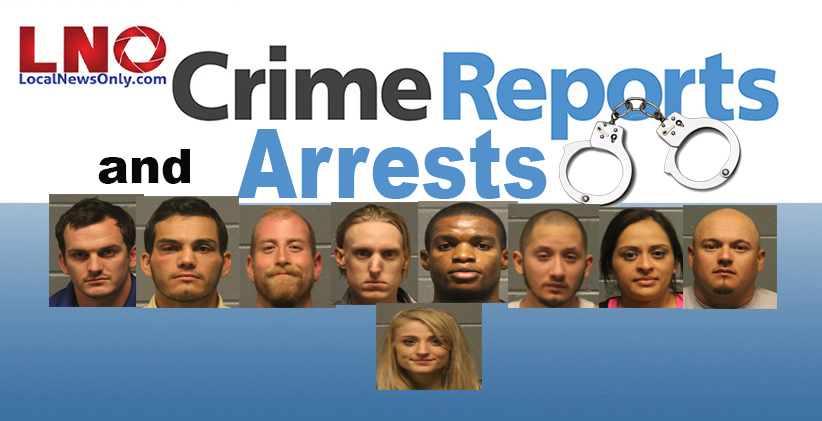Colleyville Reported Crime and Arrests