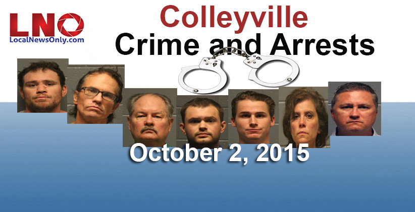 Colleyville Arrests and Crime