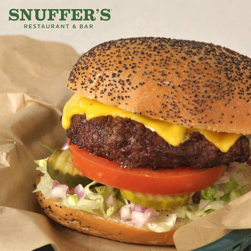 New Snuffer's Restaurant and Bar VIP Festivities this Weekend!