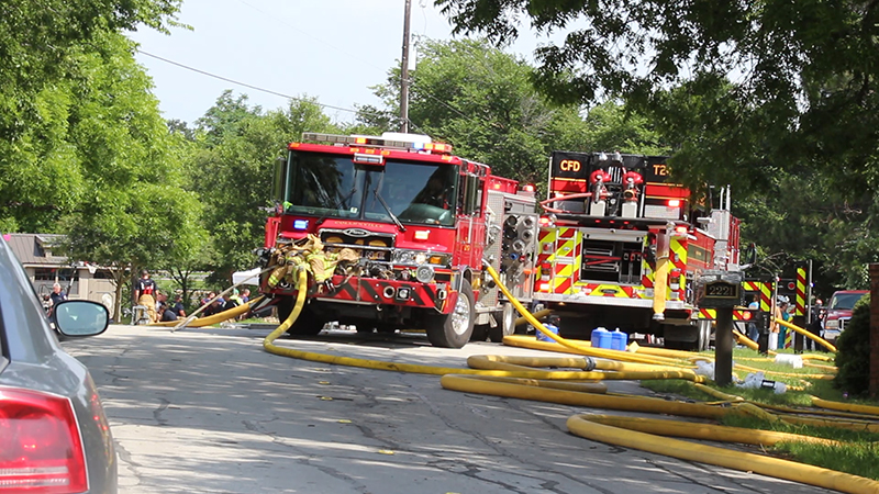October Stats from the Colleyville Fire Department