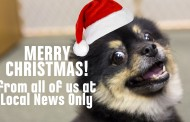 Merry Christmas from Local News Only!