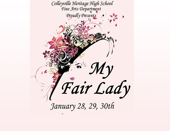 Colleyville Heritage High School Presents My Fair Lady