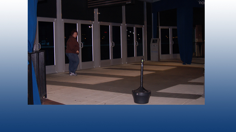 January 18, 2008 -A GREAT THEATER IN COLLEYVILLE TODAY HAD CONFUSED PATRONS SHOW UP AT A SHUTTERED THEATER IN 2008