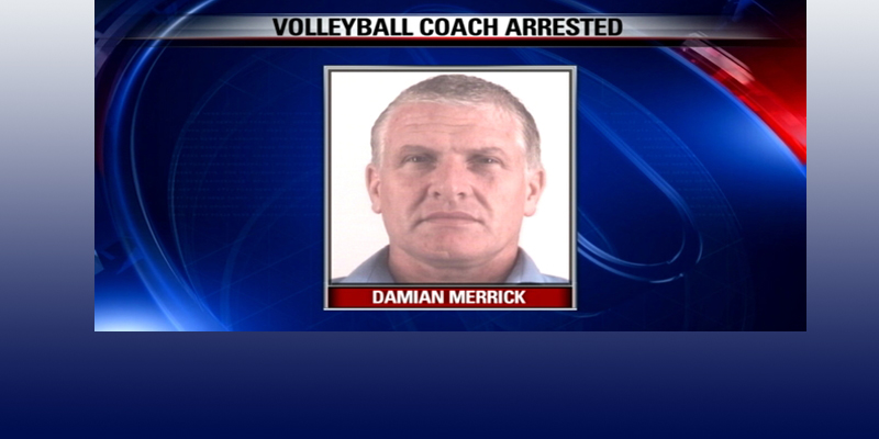 Damian Merrick Arrested on Multiple Charges