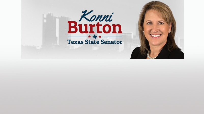 State Senator Konni Burton Encourages Citizens to Attend Property Tax Forum