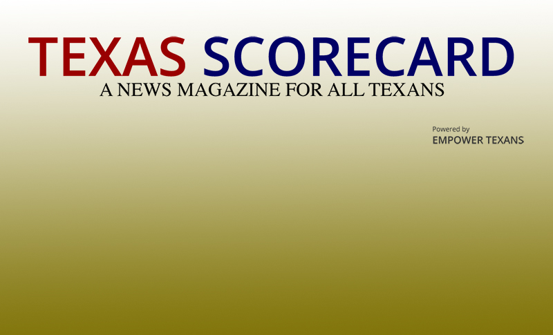 """Reprinted from April 26 Score Card Magazine Democrats Join Republicans to """"Protect"""" Colleyville's Incumbents"""