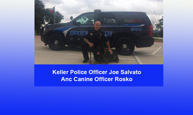 Recent Arrests in Keller as Reported by the Keller Police Dept.