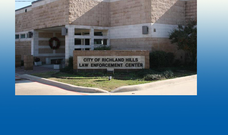 Recent Arrests in North Richland Hills, Texas as Reported by the NRH Police Department
