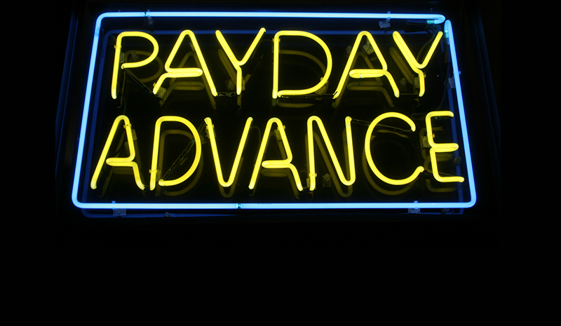 $19 Trillion in Debt Fed Regs Likely to Force 85% of Payday Loans Businesses to Close - Govt. Worried Amercians have too much debt