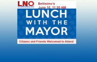 LNO's Lunch with Mayor Newton - This Friday 11:30 AM Bellisimo