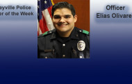 COLLEYVILLE OFFICER OF THE WEEK, ELIAS OLIVAREZ, Recent Arrests in Colleyville as Reported by Colleyville PD