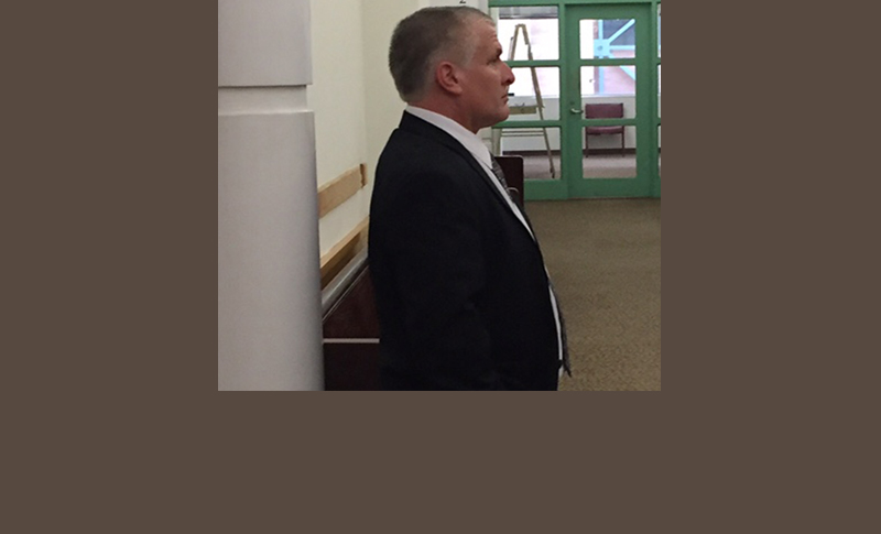 Former Grapevine/Colleyville Volleyball Coach  Damian Merrick Trial: Day 3