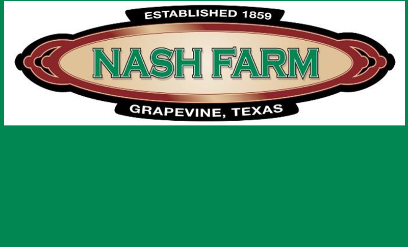 FIRST FRIDAYS AT THE FARM SERIES TO TAKE PLACE AT GRAPEVINE'S NASH FARM