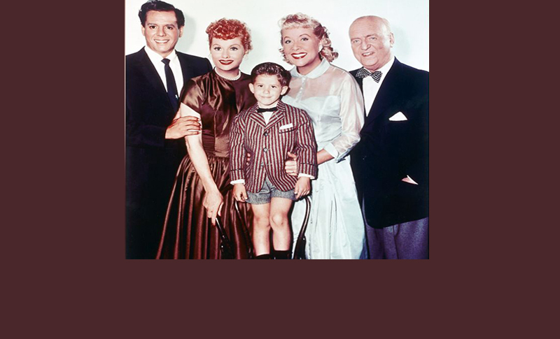 Little Ricky in I Love Lucy was NOT Ricky Ricardo but Played by Keith Thibodeaux born in Lafayette, LA Dec. 1950