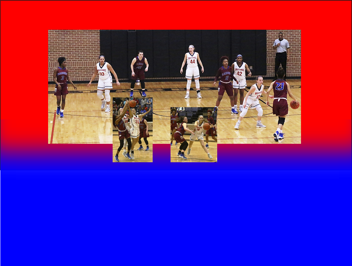 Grapevine Lady Mustangs Defeat FW Southwest in Bi-District Playoff Game