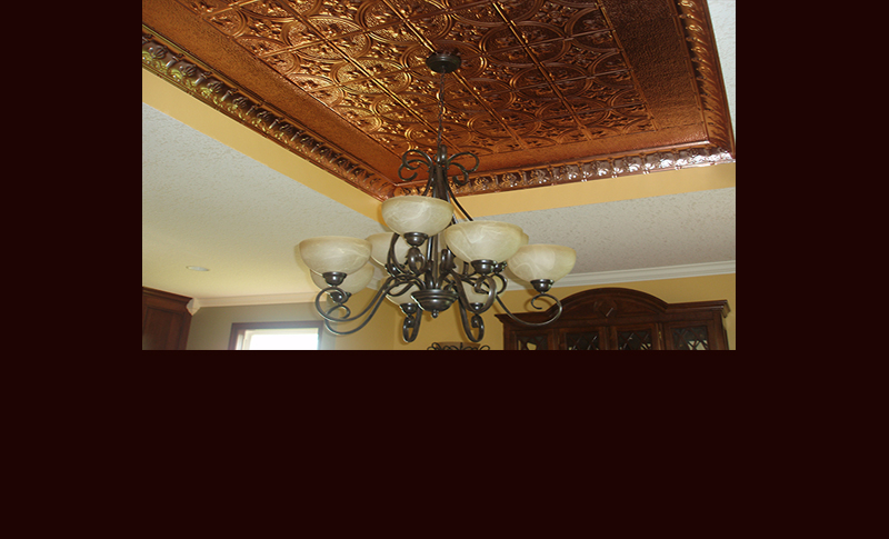 In this contemporary world tin ceilings brings back the nostalgia of yesteryear with Art Deco, Americana, Turn of the Century and Victorian designs.
