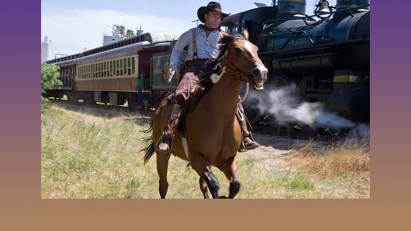 NEW WILD WEST ENTERTAINMENT ABOARD GRAPEVINE VINTAGE RAILROAD THIS SUMMER