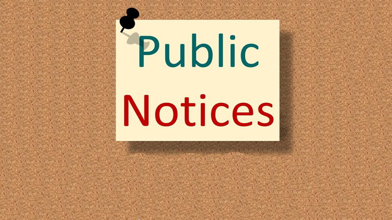 Public Notice Dr. Wacasey Colleyville