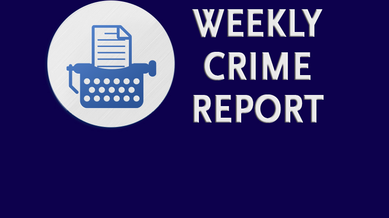 Keller Reported Crimes and Arrests June 1, 2017 - June 8, 2017