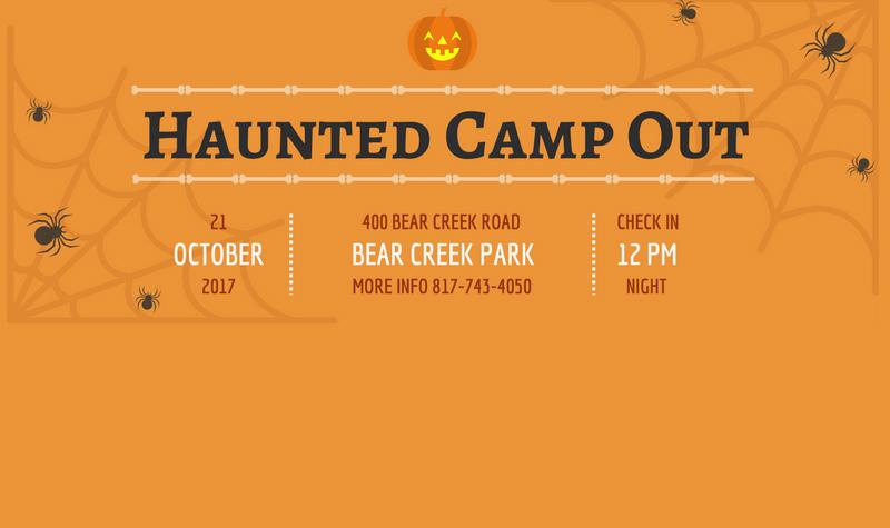Get Ready for Keller Boo Night!